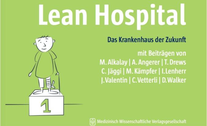 Lean Hospital Buch Beratung