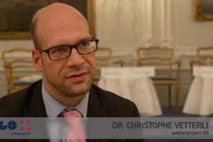 Dr. C. Vetterli zu Customer Centricity