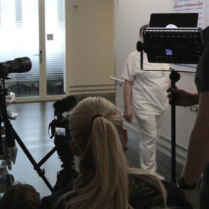 Wenn Das Patientenzimmer Zur Filmkulisse Wird