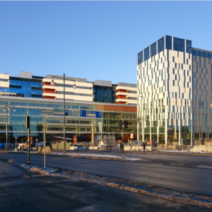 Walk-In Day 2018: Patient First Am Neuen Karolinska Universitätsspital In Stockholm
