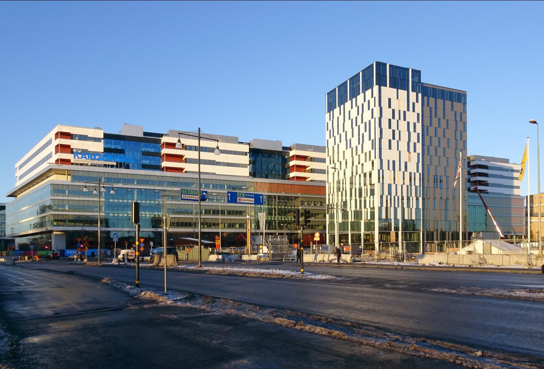 Walk-In Day 2018: Patient First Am Neuen Karolinska Universitätsspital In Stockholm