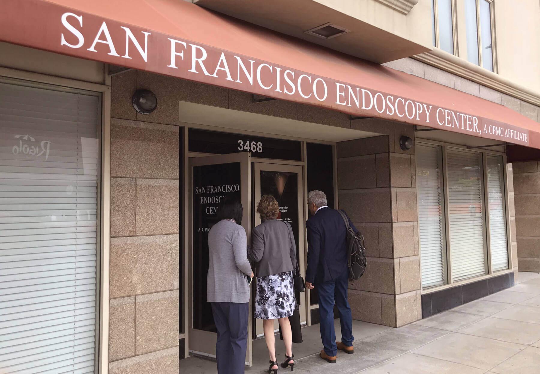 """Ambulant Vor Stationär"" – Kurzbericht Aus San Francisco"