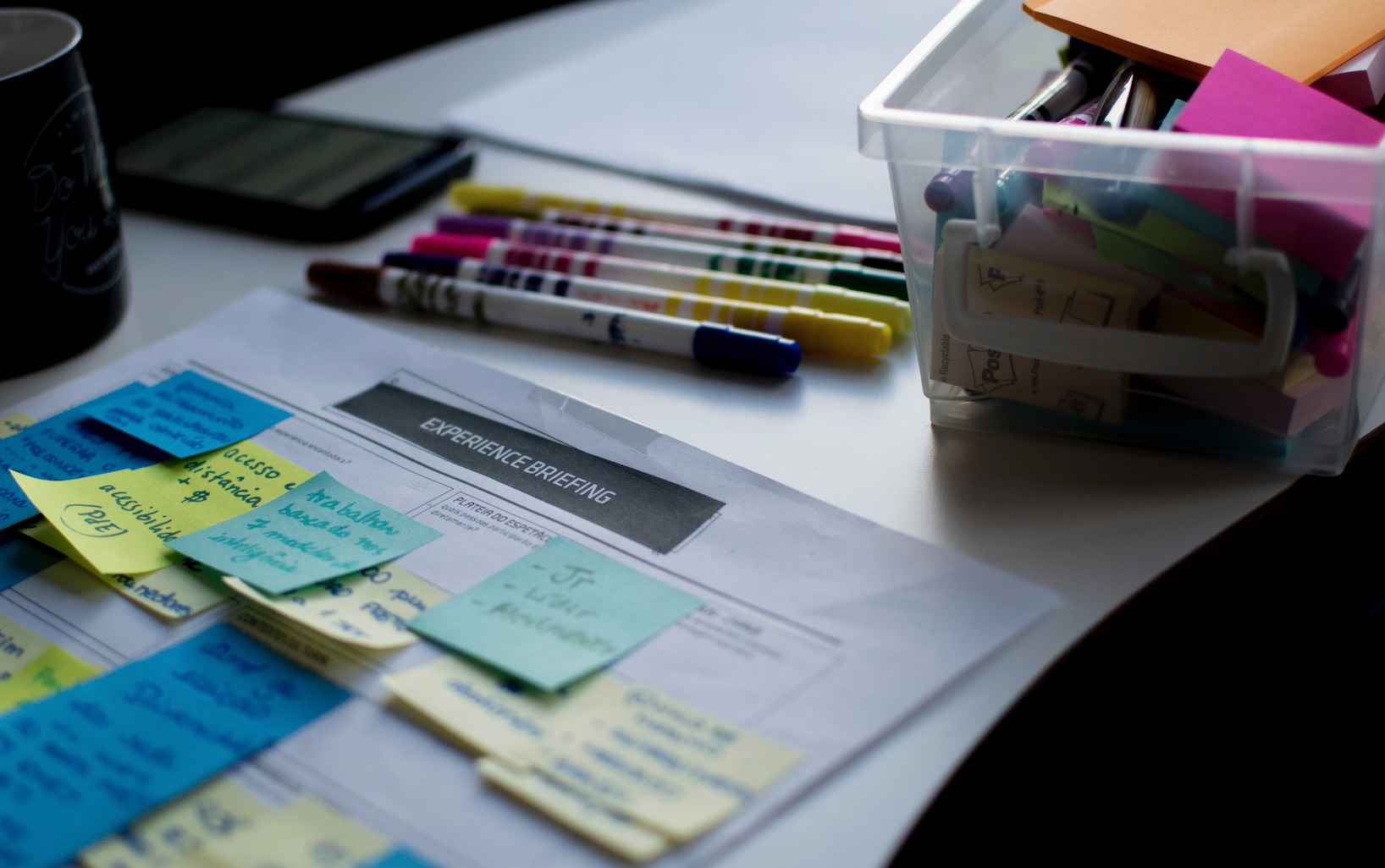 10 Design Thinking-inspired Behaviors That Make Your Everyday Work Better