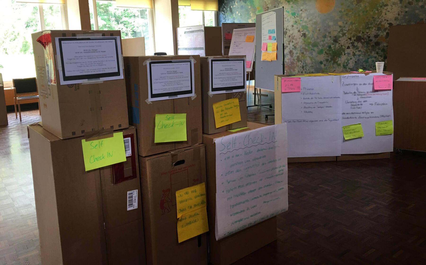 Ambulant Vor Stationär: Prototyping Praktisch Angewendet