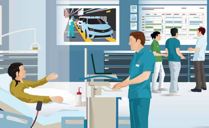 Wer «Lean Hospital» Einführen Will, Begibt Sich Auf Eine Reise
