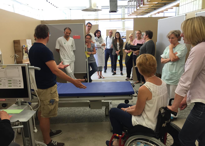 Design Thinking Schafft Begeisterte Patienten